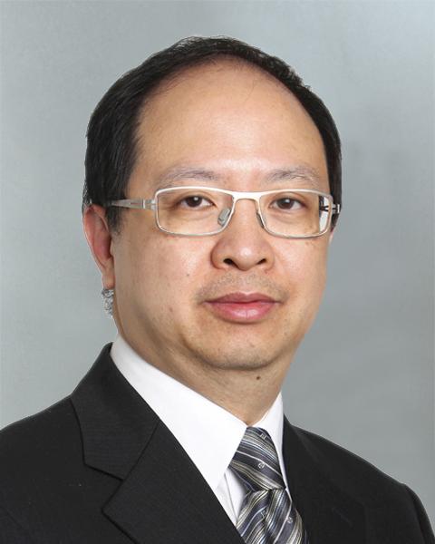 Dr. LIANG H.S., Raymond