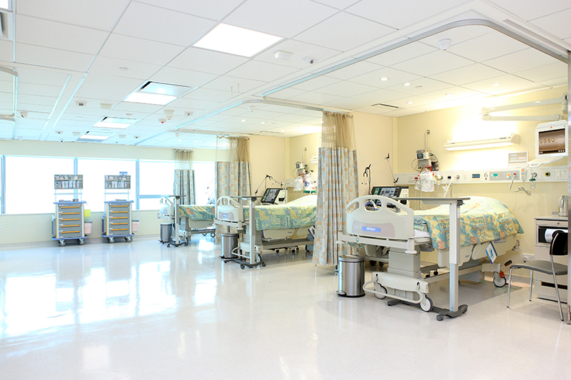 Assisted Ventilation Ward
