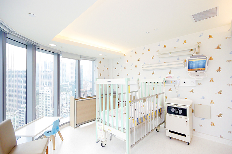 Paediatric Ward Hong Kong Sanatorium Amp Hospital